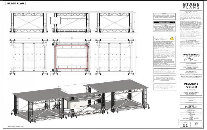 Tag Category Backstage Design Plans Martin Hruska